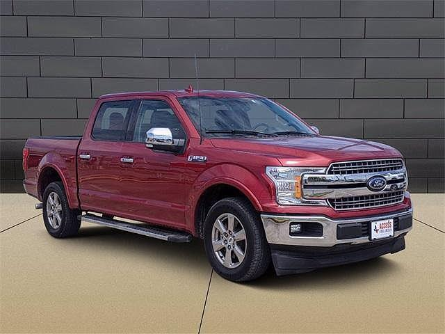 2018 Ford F-150 Lariat for sale in Corpus Christi, TX