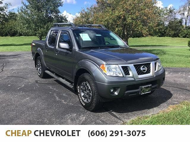 2021 Nissan Frontier PRO-4X for sale in Flemingsburg, KY