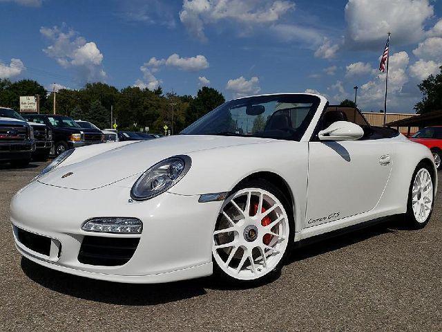 2011 Porsche 911 Carrera for sale in Fairfield, OH