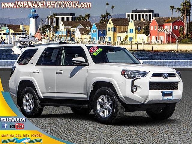 2020 Toyota 4Runner SR5 for sale in Marina Del Rey, CA
