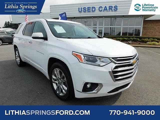 2018 Chevrolet Traverse High Country for sale in Lithia Springs, GA