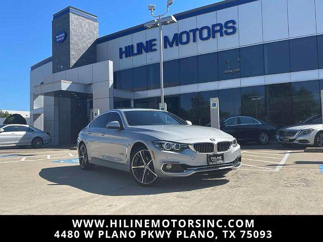2019 BMW 4 Series 430i xDrive for sale in Plano, TX