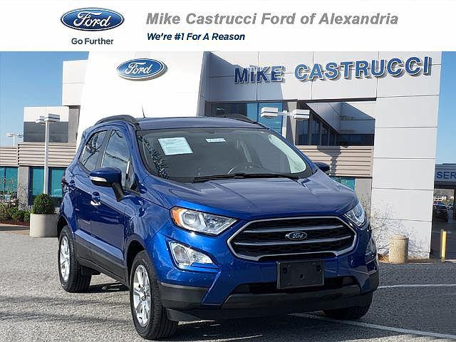 2018 Ford EcoSport SE for sale in Alexandria, KY