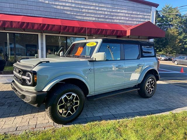 2021 Ford Bronco Outer Banks for sale in Marshfield, MA