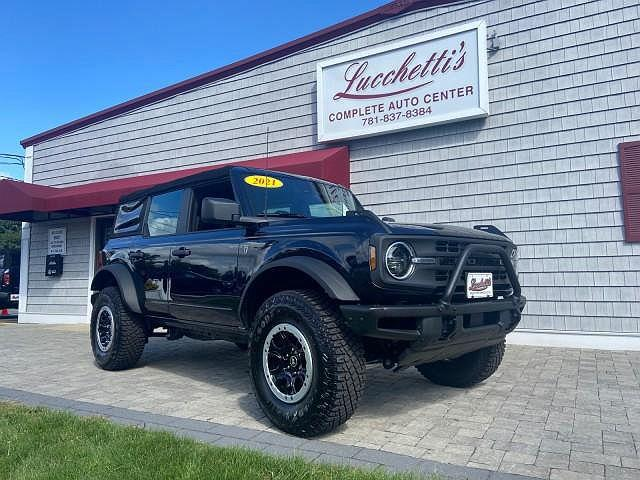 2021 Ford Bronco Base/Big Bend/Outer Banks/Badlands/Wildtrak for sale in Marshfield, MA