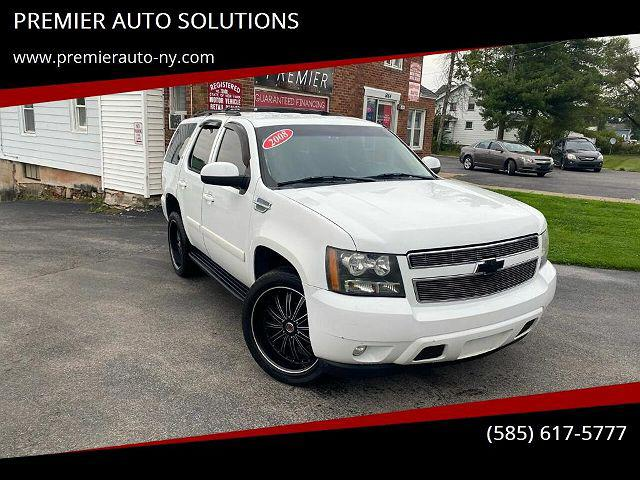 2008 Chevrolet Tahoe LS for sale in Spencerport, NY
