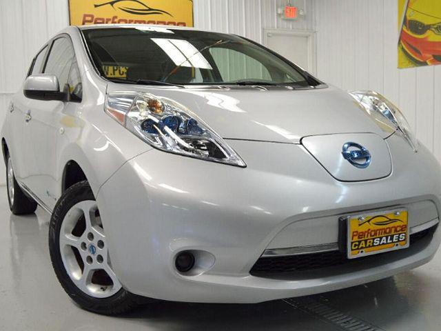2012 Nissan LEAF SV for sale in Joliet, IL