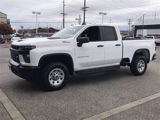 2021 Chevrolet Silverado 2500HD Work Truck for sale in Renton, WA