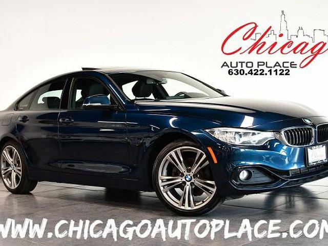 2017 BMW 4 Series 430i xDrive for sale in Bensenville, IL
