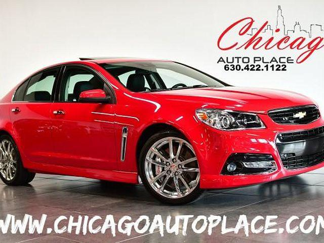 2015 Chevrolet SS 4dr Sdn for sale in Bensenville, IL