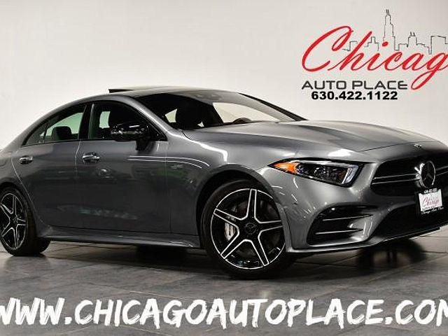 2020 Mercedes-Benz CLS AMG CLS 53 for sale in Bensenville, IL