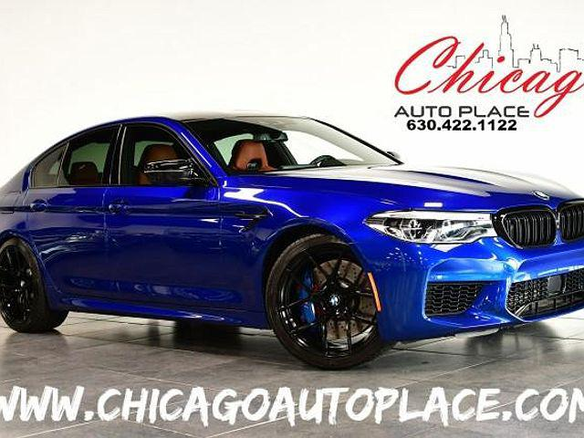 2019 BMW M5 Competition for sale in Bensenville, IL