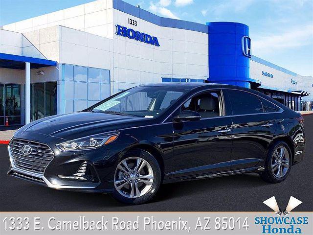 2018 Hyundai Sonata Limited for sale in Phoenix, AZ