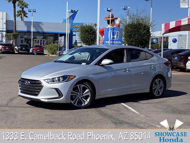 2018 Hyundai Elantra Limited for sale in Phoenix, AZ