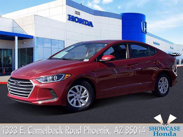2017 Hyundai Elantra SE for sale in Phoenix, AZ