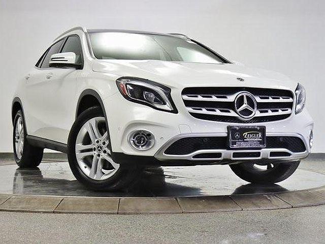 2019 Mercedes-Benz GLA GLA 250 for sale in Hoffman Estates, IL
