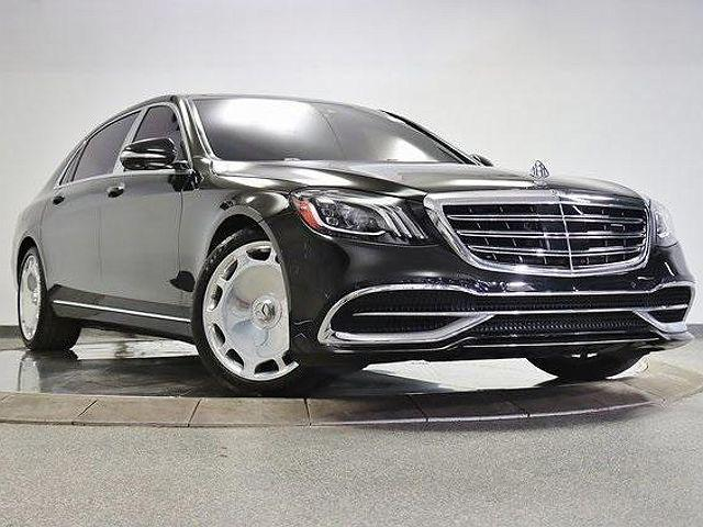 2018 Mercedes-Benz S-Class Maybach S 650 for sale in Hoffman Estates, IL