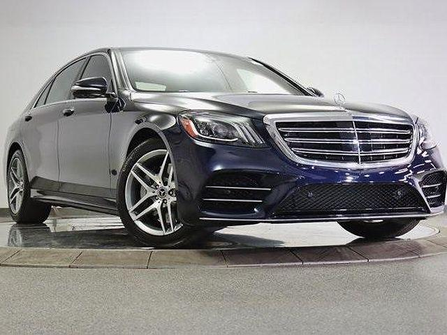 2020 Mercedes-Benz S-Class S 560 for sale in Hoffman Estates, IL