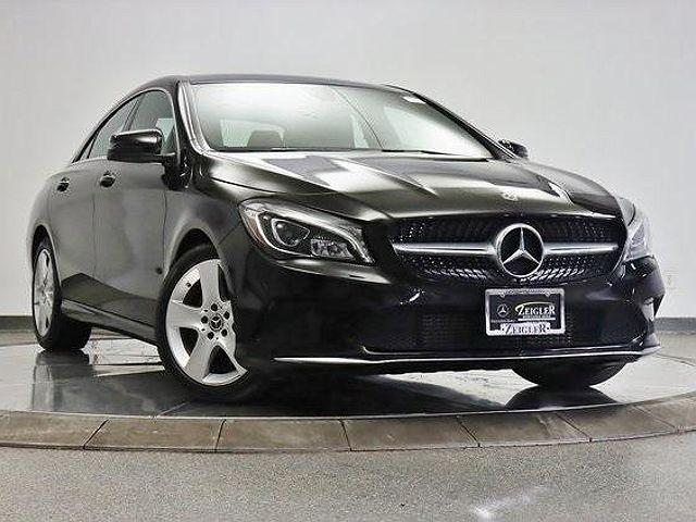2018 Mercedes-Benz CLA CLA 250 for sale in Hoffman Estates, IL
