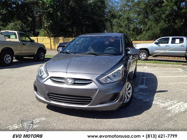 2015 Hyundai Accent GLS for sale in Seffner, FL