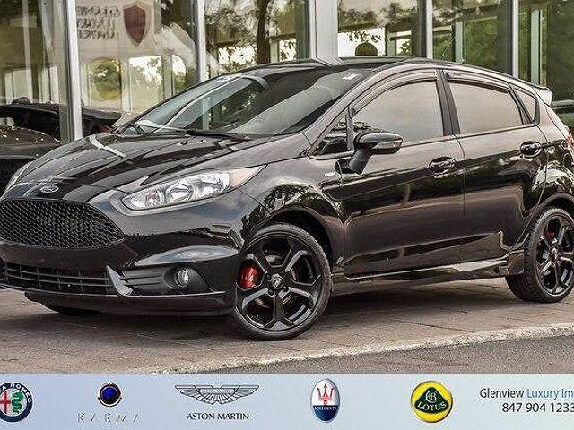 2019 Ford Fiesta ST Line for sale in Glenview, IL