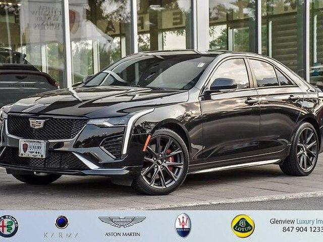 2020 Cadillac CT4 Sport for sale in Glenview, IL