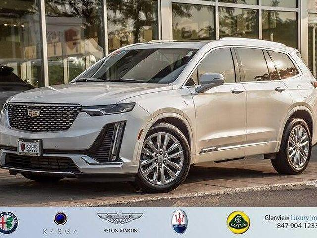 2020 Cadillac XT6 AWD Premium Luxury for sale in Glenview, IL