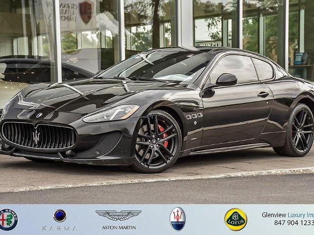 2016 Maserati GranTurismo Sport for sale in Glenview, IL