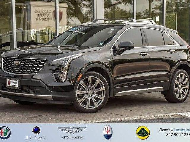 2019 Cadillac XT4 AWD Premium Luxury for sale in Glenview, IL