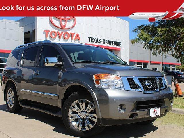 2015 Nissan Armada Platinum for sale in Grapevine, TX