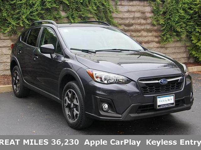 2018 Subaru Crosstrek Premium for sale in Ridgefield, CT