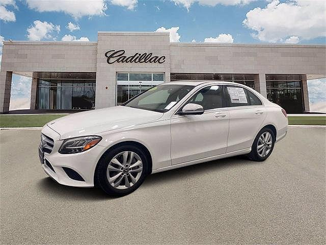 2019 Mercedes-Benz C-Class C 300 for sale in San Antonio, TX