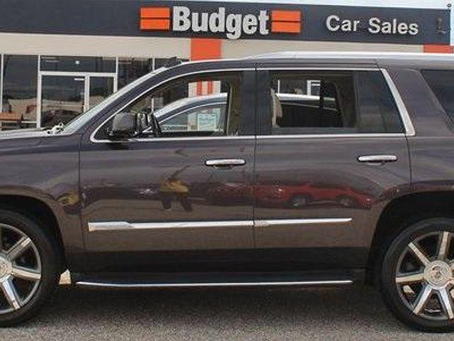 2015 Cadillac Escalade Luxury for sale in Montgomery, AL