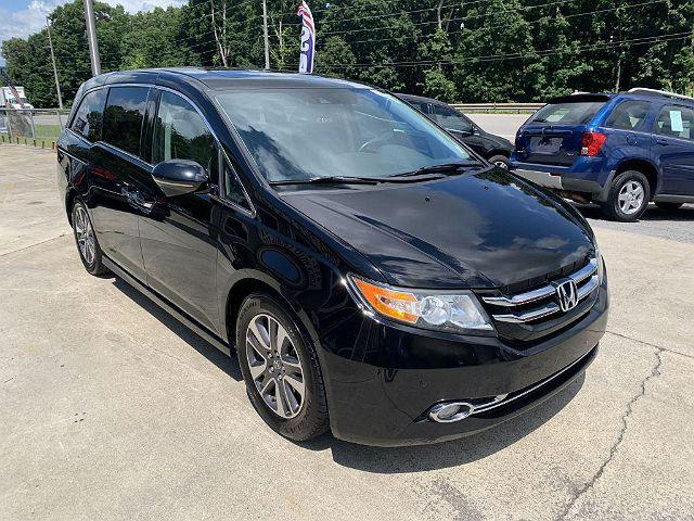 2014 Honda Odyssey Touring for sale in Cleveland, TN