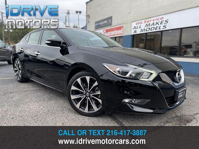 2016 Nissan Maxima 3.5 SR for sale in Cleveland, OH