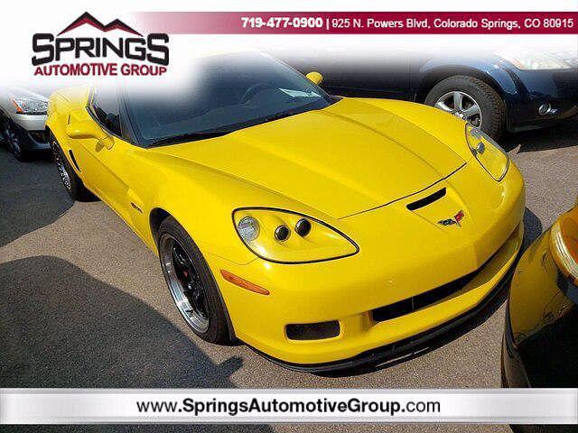 2007 Chevrolet Corvette Z06 for sale in Colorado Springs, CO