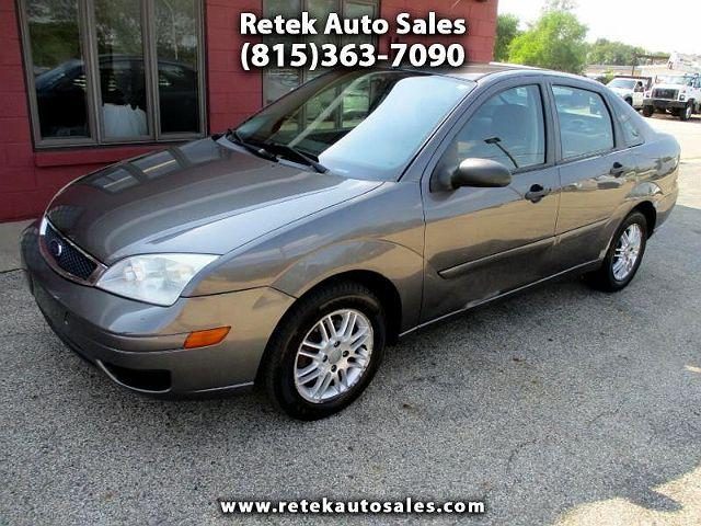 2007 Ford Focus SE for sale in McHenry, IL