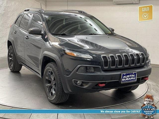 2016 Jeep Cherokee Trailhawk for sale in Austin, TX