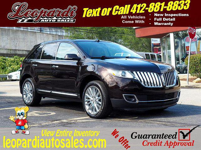 2015 Lincoln MKX AWD 4dr for sale in Pittsburgh, PA