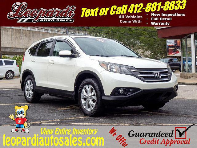 2014 Honda CR-V EX for sale in Pittsburgh, PA