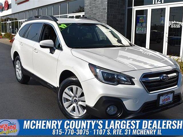 2019 Subaru Outback Premium for sale in McHenry, IL