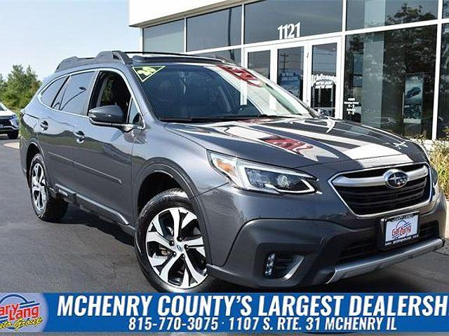 2020 Subaru Outback Limited XT for sale in McHenry, IL
