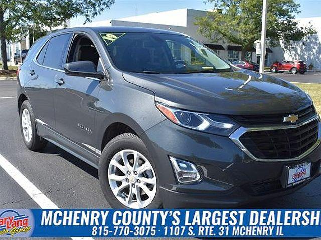 2019 Chevrolet Equinox LT for sale in McHenry, IL