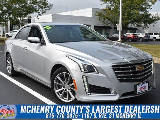2017 Cadillac CTS Sedan Luxury AWD for sale in McHenry, IL