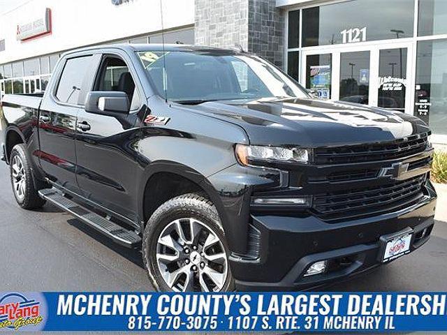 2019 Chevrolet Silverado 1500 RST for sale in McHenry, IL