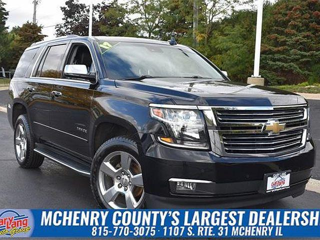 2017 Chevrolet Tahoe Premier for sale in McHenry, IL