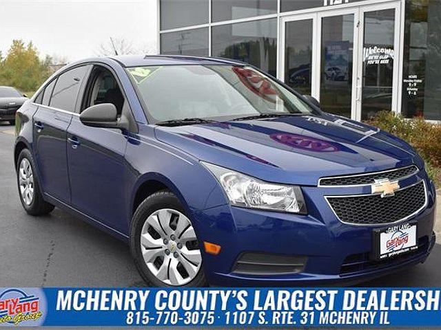 2012 Chevrolet Cruze LS for sale in McHenry, IL