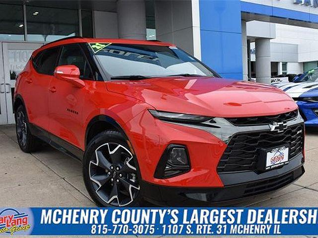 2021 Chevrolet Blazer RS for sale in McHenry, IL
