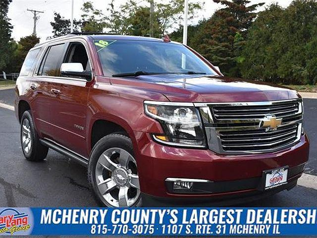 2018 Chevrolet Tahoe Premier for sale in McHenry, IL