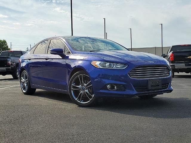 2015 Ford Fusion Titanium for sale in Columbus, OH